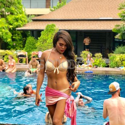 Rihanna Bangkok Escort