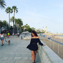 AnneMarie Barcelona Escort