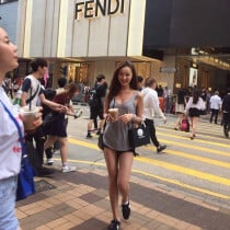 Luna Kim Smooci model